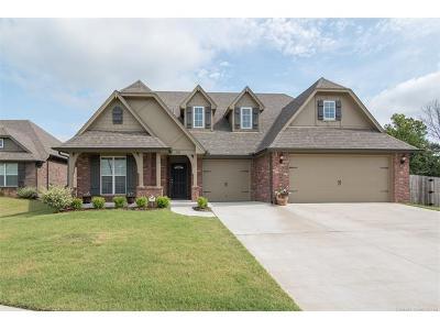 Broken Arrow Single Family Home For Sale: 2512 W Winston Street