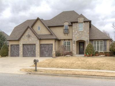 Bixby Single Family Home For Sale: 9475 E 108th Place S