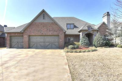 Tulsa OK Single Family Home For Sale: $449,000