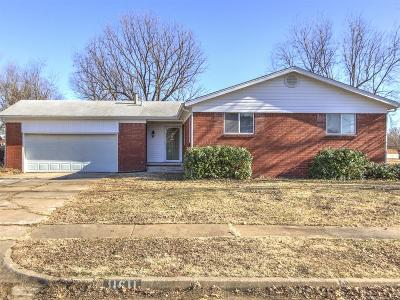 Collinsville Single Family Home For Sale: 11611 N 103rd East Avenue