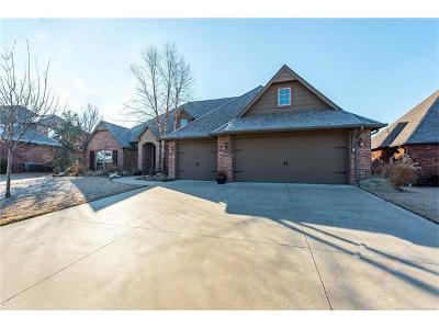 Owasso Single Family Home For Sale: 9202 E 94th Street N