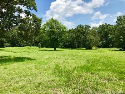 Ada OK Residential Lots & Land For Sale: $33,500