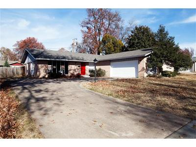 Tulsa Single Family Home For Sale: 7321 E 58th Court