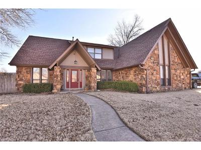 Broken Arrow OK Single Family Home For Sale: $175,000