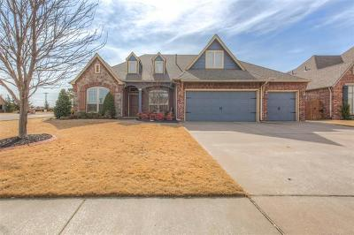 Jenks OK Single Family Home For Sale: $344,900