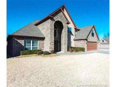 Jenks OK Single Family Home For Sale: $344,000