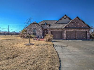 Broken Arrow Single Family Home For Sale: 9098 S 234th East Avenue