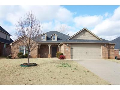 Sand Springs Single Family Home For Sale: 3910 S Maple Avenue