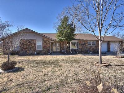 Jenks Single Family Home For Sale: 11640 S Ash Street