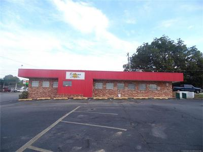 Ada OK Commercial For Sale: $395,000