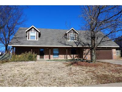 Jenks Single Family Home For Sale: 419 W 115th Court S