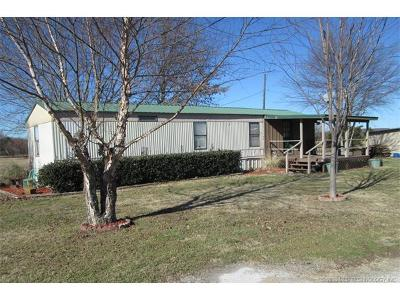 Ada Manufactured Home For Sale: 20391 County Road 1592