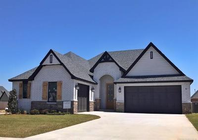 Jenks Single Family Home For Sale: 12901 S 5th Street