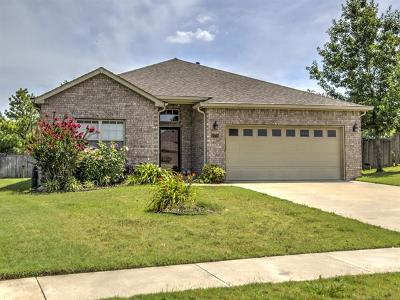 Jenks Single Family Home For Sale: 10729 Masters Circle