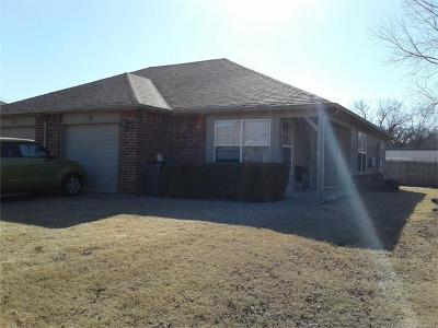 Catoosa Multi Family Home For Sale: 902-904 River Xing Circle