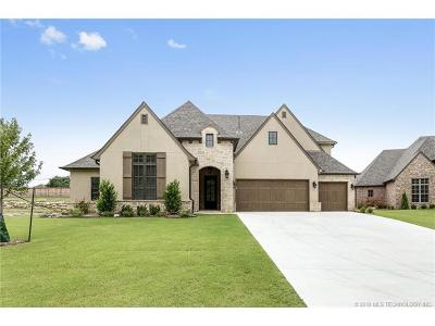 Bixby Single Family Home For Sale: 3333 E 145th Circle S