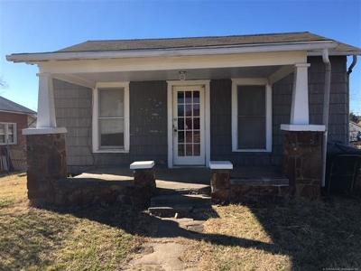 Sand Springs Single Family Home For Sale: 410 N Roosevelt Avenue