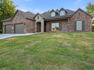 Claremore Single Family Home For Sale: 2505 Forest Hill Street