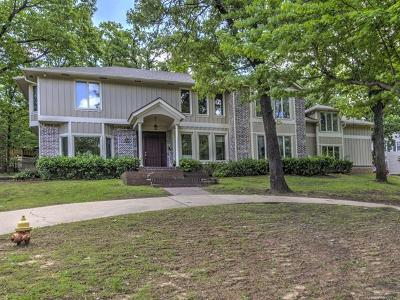 Sand Springs Single Family Home For Sale: 1118 Renaissance Drive