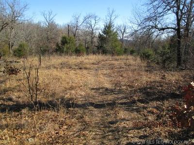 Fort Gibson OK Residential Lots & Land For Sale: $120,000