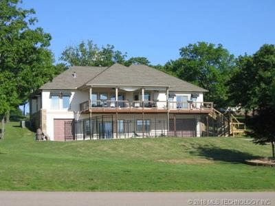 Cookson OK Single Family Home For Sale: $355,000