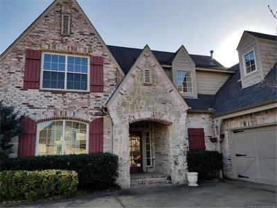 Osage County, Rogers County, Tulsa County, Wagoner County Single Family Home For Sale: 10008 E 83rd Place