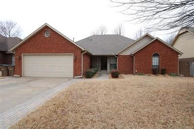 Bixby Single Family Home For Sale: 11206 S 108th East Avenue