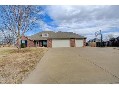 Claremore Single Family Home For Sale: 25537 Murphy Court