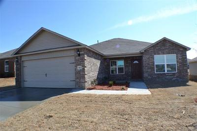 Bixby Single Family Home For Sale: 5872 E 146th Place S