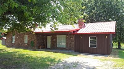 Ada Single Family Home For Sale: 5633 County Road 3425