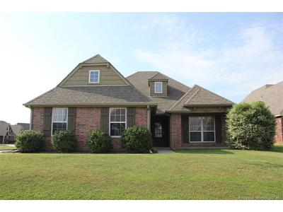 Jenks Single Family Home For Sale: 3904 W 107th Court S