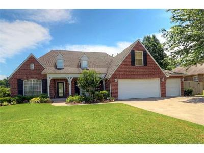 Claremore Single Family Home For Sale: 3306 Fairway Street