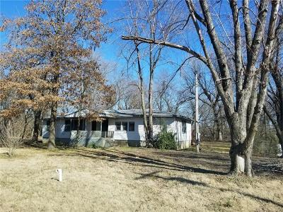 Collinsville Single Family Home For Sale: 16123 N 113th East East Avenue