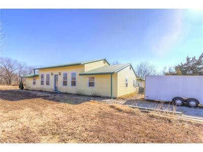 Skiatook Single Family Home For Sale: 5518 W Country Road
