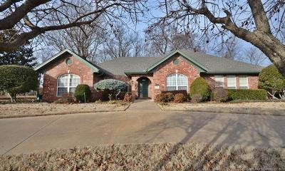 Tahlequah Single Family Home For Sale: 2410 S Park Hill Road