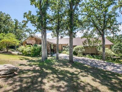Tulsa Single Family Home For Sale: 7110 S Evanston Avenue