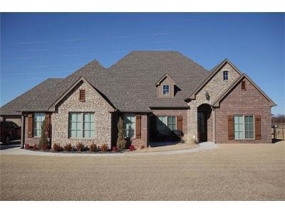 Owasso Single Family Home For Sale: 7003 E 88th Street N
