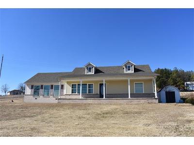 Glenpool Single Family Home For Sale: 2500 W 126th Street