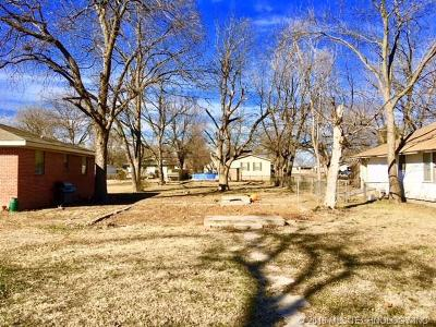 Ada Residential Lots & Land For Sale: 504 W 2nd Street