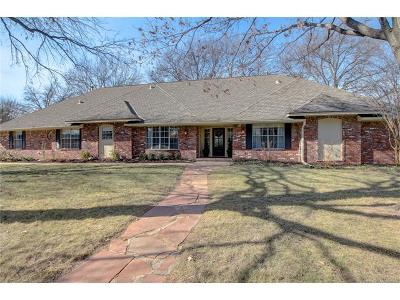 Tulsa Single Family Home For Sale: 10418 S Vandalia Avenue