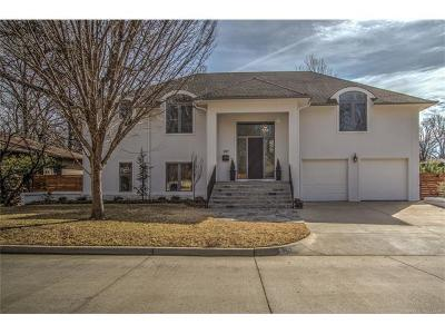 Tulsa Single Family Home For Sale: 3187 S Florence Place