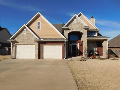Ada OK Single Family Home For Sale: $279,000