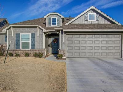 Jenks Single Family Home For Sale: 3911 W 103rd Place S