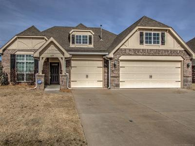 Bixby OK Single Family Home For Sale: $206,000