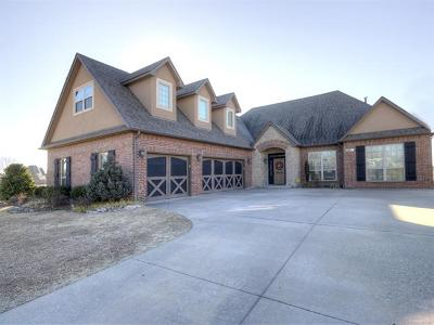Claremore Single Family Home For Sale: 8522 Spring Creek Lane