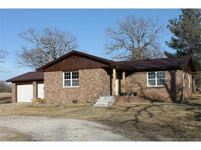 Single Family Home For Sale: 12126 Ns County Road 3590
