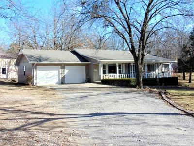 Cookson OK Single Family Home For Sale: $182,900