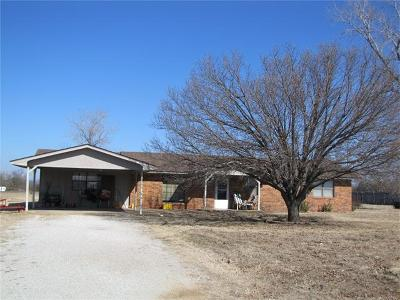 Ada Single Family Home For Sale: 13088 County Road 1556