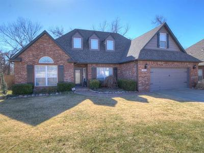 Bixby Single Family Home For Sale: 10032 E 125th Street S