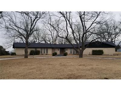 Ada Single Family Home For Sale: 18326 County Road 1542